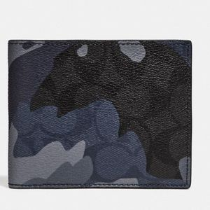 Coach Camouflage 3 in 1 Wallet